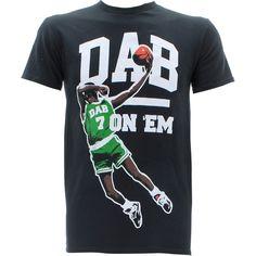 9ac60e419ff Delta Pro Weight - Men s Dab On Em T-Shirts - Black