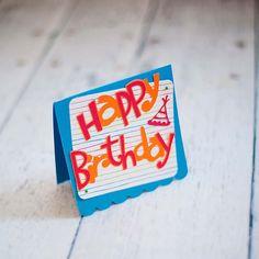 #stationery #birthday #personalized #paper #handmade
