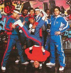 TRACKSUIT, VINTAGE STYLE, R'N'B, COZY BOY, LUXURY FASHION, 1980'S, 80'S STYLE FASHION