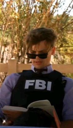 Spencer Reid fbi vest live wallpaper