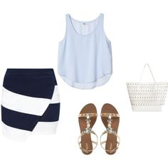"""The Blues"" by m-isa-bell on Polyvore"