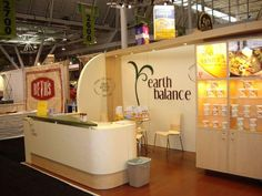 #dimensionallettering #3dlettering #acryliclettering #foamlettering #interiorsignage #interiorlettering #installationservices #SignaramaColorado #Signs #colorado Interior dimensional lettering for Earth Balance tradeshow booth