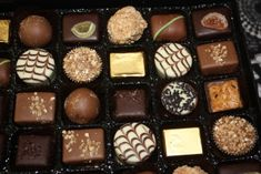 Win Belgium Chocolate and Review