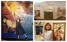 Kohl Children's Museum presents Chagall for Children