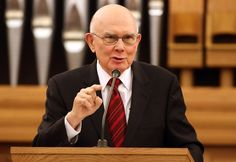 Elders Oaks, Holland preach hope amid political divisions and challenges
