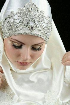 My dream wedding hijab