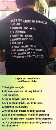 shirt for daughters first date