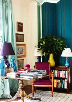 Incorporating Jewel Tones into Your Home Decor