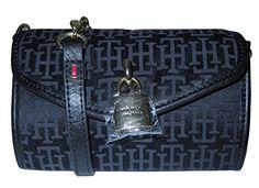 Tommy Hilfiger Crossbody Wristlet Lock Handbag ** Click image to review more details.