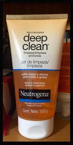 Resenha Neutrogena Deep Clean Gel de Limpeza