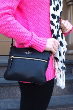 Love love love this Kate Spade Bag!  I have it in plum!