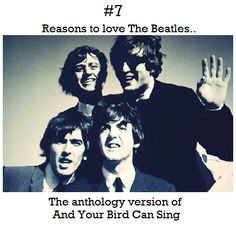 Reasons to love The Beatles., Submitted by onlytheocean