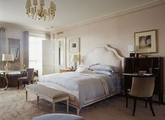 fifth_avenue bedroom by Thomas O'Brien