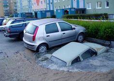 Car parking fails
