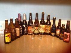 Bottles from Mikkeller and Friends, Copenhagen Beer Celebration 2014
