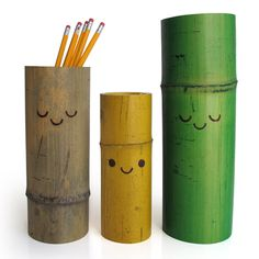 cute pencil holders