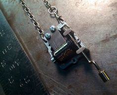 Heyltje Rose Stairway to Heaven Music Box Necklace plays Led Zeppelin's classic by heyltjerose on Etsy https://www.etsy.com/listing/206076640/heyltje-rose-stairway-to-heaven-music