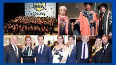 45 χρόνια BCA College: Λαμπερή τελετή αποφοίτησης στο Μέγαρο Μουσικής Αθηνών