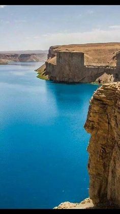 Band-i-Amir (1st National Park of Afghanistan), Bamyan
