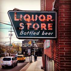 Liquor Store, Highstown, N.J.