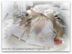 Bomboniere matrimonio sacchettini porta confetti | Flickr - Photo Sharing!