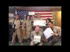 Operation Gratitude -- Package the Holiday Spirit for Troops, Veterans & New Recruits - YouTube