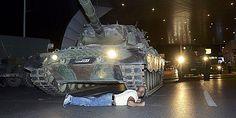 Enrique Antonio Schlegel: Turquía aborta intento de golpe de Estado militar ...