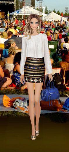 Forever Fashionable: Mini skirt mode