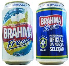 Brasil | Latas Futebol Clube