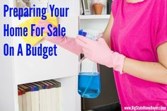 Getting ready to sell your home? Appearance is everything if you're looking to get top dollar for it. There are many things you can do to improve the look of your home without having to shell out a lot of money. Here are some quick fixes that can help you sell your house fast! sell your house