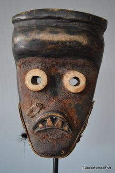 Dan Guere Mask - Exquisite African Art