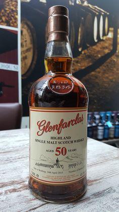 Glenfarclas 50 Year Old Whisky