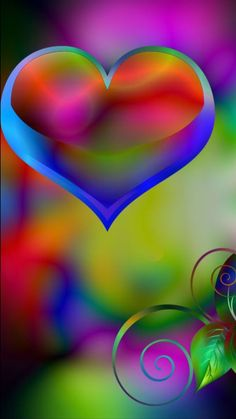 By Artist Unknown. Bubbles Wallpaper, Flower Phone Wallpaper, Heart Wallpaper, Love Wallpaper, Cellphone Wallpaper, Iphone Wallpaper, Love Heart Images, I Love Heart, Beautiful Images
