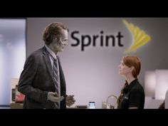 Sprint's unlimited my way Zombie commercial. Can't get any more monster than that!