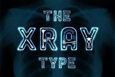 The X-Ray Type  @creativework247