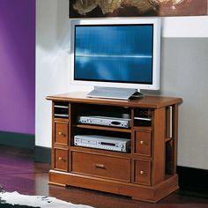 Lowboard nussbaum antik  TV-Sideboard aus Nussbaum Antik Italienischer Stil Jetzt bestellen ...