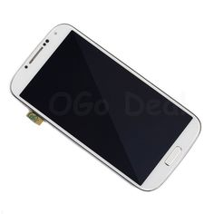 LCD Screen and Digitizer Assembly with Frame Replacement for Samsung Galaxy S 4 IV  i337 M919 - White http://www.ogodeal.com/lcd-screen-and-digitizer-assembly-with-frame-replacement-for-samsung-galaxy-s-4-iv-i337-m919-white.html