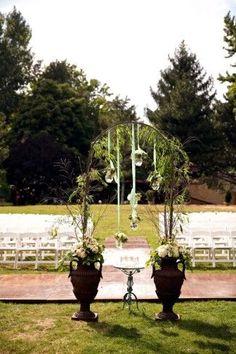 Vineyard Mountain Wedding at La Caille