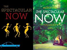 The Spectacular Now by Tim Tharp: In the last months of high school, charismatic eighteen-year-old Sutter Keely lives in the present, staying drunk or high most of the time, but that could change when starts working to boost the self-confidence of a classmate, Aimee.