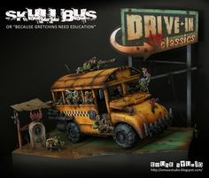 toycutter: Warhammer 40K dioramas