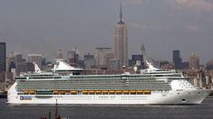 Cruise ships dump 1 billion gallons of sewage into the ocean every year. That's gross tonnage.
