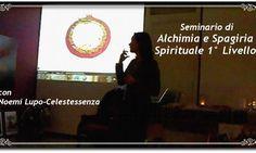 Seminario di Alchimia e Spagiria Spirituale con Noemi Lupo – 1° Livello