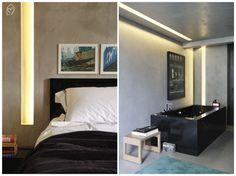 FJ House - Studio Guilherme Torres #architecture #casadasamigas #guilhermetorres #bedroom