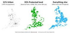 How much of England's Countryside is Protected? (Barney Stringer, April, 2014).