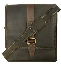 Visconti 16159 Zoltan Medium Size Messenger Bag in Oiled Leather -- Find out more about the great product at the image link. (This is an Amazon Affiliate link and I receive a commission for the sales)