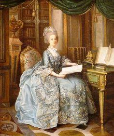 Marie-Antoinette Австрийская (1755 — 1793)королева ФранцииИзвестные женщины