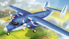 Antonov An-28 Cash Free Aircraft Paper Model Download