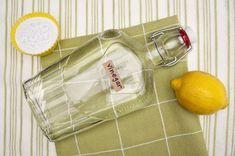 aceto bianco e limone antimicotico