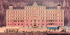 These old hotels are the closest thing to living in a Wes Anderson movie #travel #roadtrips #roadtrippers