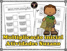 Multiplicação atividade inicial - Atividades Adriana